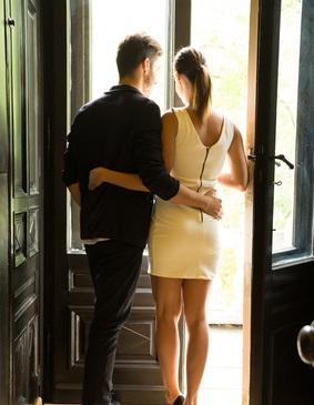 Flirten beim mann