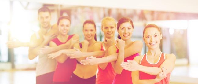 Fitnessstudio frauen flirten Die richtige Strategie für jeden Ort: Flirten im Fitnessstudio