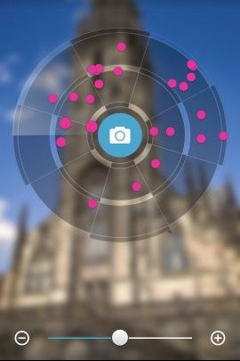 Flirt-Radar bei Lovoo